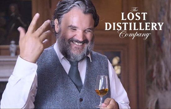 lost distillery tastings